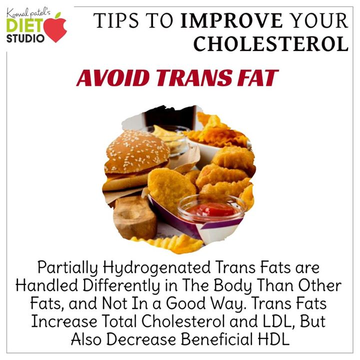 A few changes in your diet can reduce cholesterol and improve your heart health. #cholesterol #fats #hearthealth #health #healthyfats