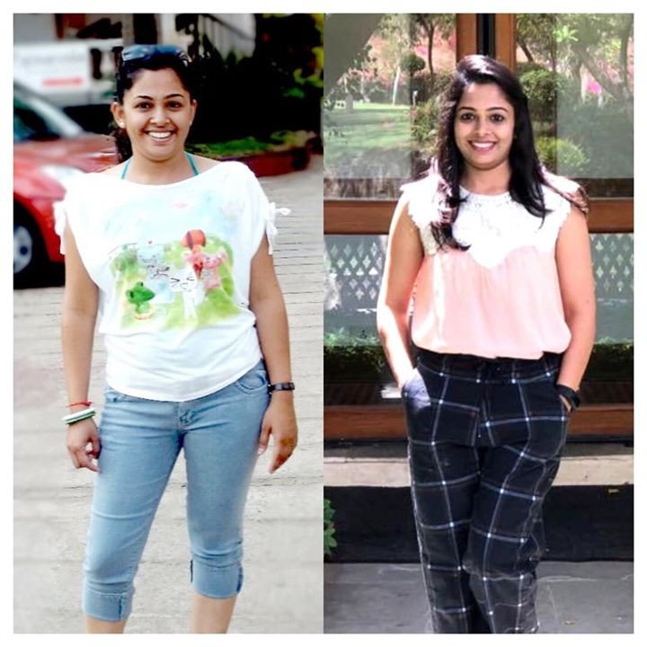 #10yearschallange A journey of motherhood, and a dietitian has empowered with more confidence and  motivation.  And of course a weight loss of 20kgs 😉 I challenge @krupa @parinda @khyati @urvi @ankita @kinjal @rupal @mansi  #weightloss #challange