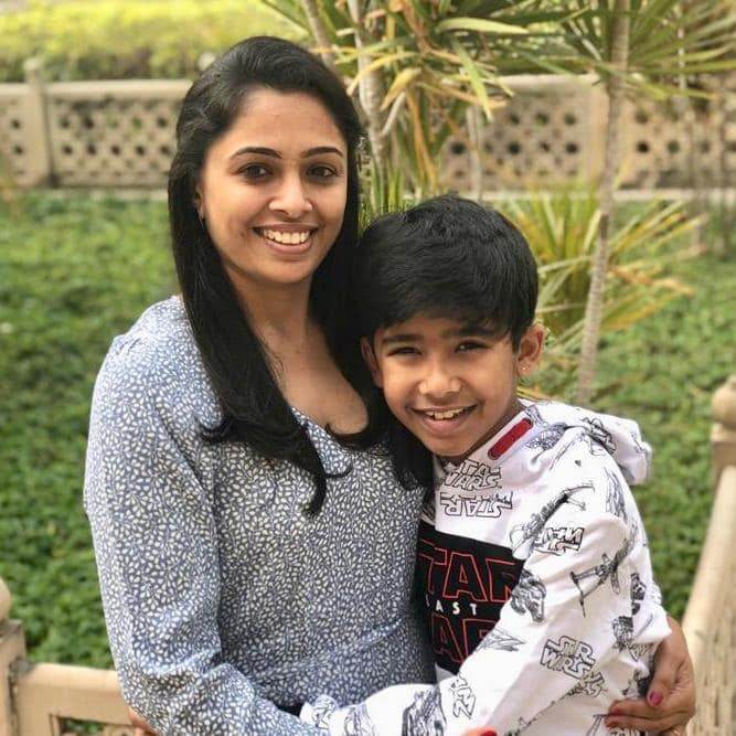 10 years ago you came to my life and changed my life... u gave birth to a mother in me... Happy birthday my star 🌟 @bhavya  #birthday #son #wishes #birthdayboy