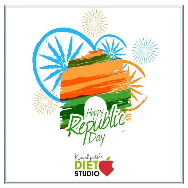 Happy Republic Day. Let's salute the nation  Jay Hind  #republicday #jaihind #india