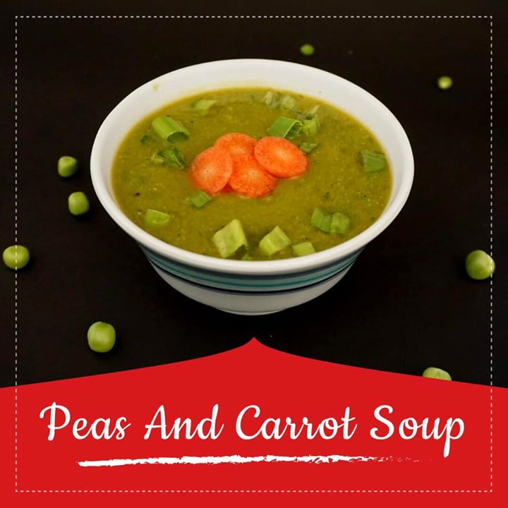 A crunchy and satiating option, the Green Peas and Carrot Soup is a wholesome and tasteful soup that retains the natural flavours of the veggies.  It makes use of fibre-rich ingredients like green peas, onion and carrots. Avoid straining to retain the fibre content of the soup. Enjoy the crunchy soup recipe by checking the link below https://youtu.be/D60XmeAYBcs #soup #vegetable #vegetablesoup #peas #peasandcarrotsoup #youtube #recipe #healthyrecipes