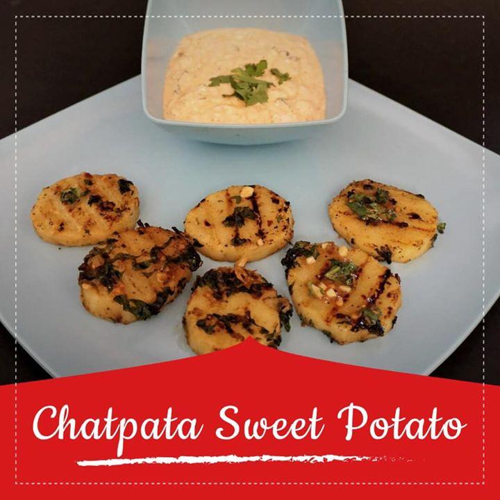 Komal Patel,  sweetpotato, chatpatasweetpotato, snacks, healthysnacks, dip