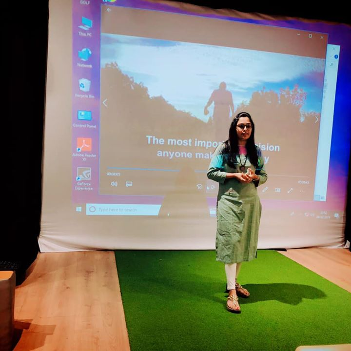 Komal Patel,  seminar, diet, health, nutrition