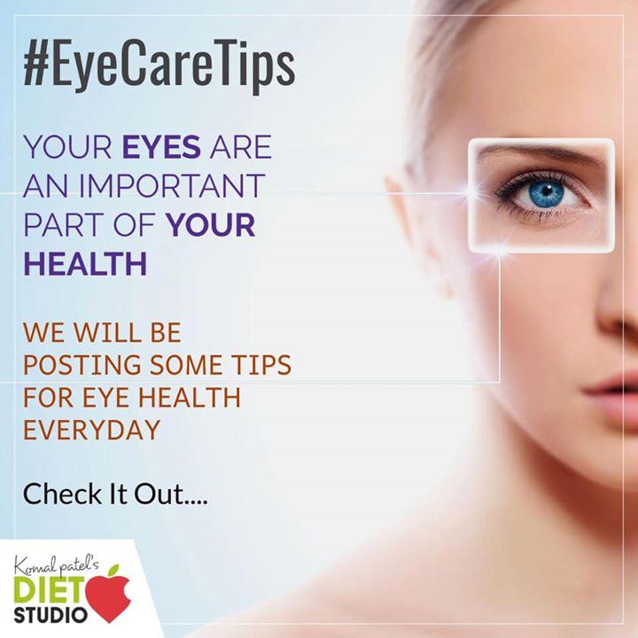 Komal Patel,  eyes, eyecaretips, eyehealth, tips