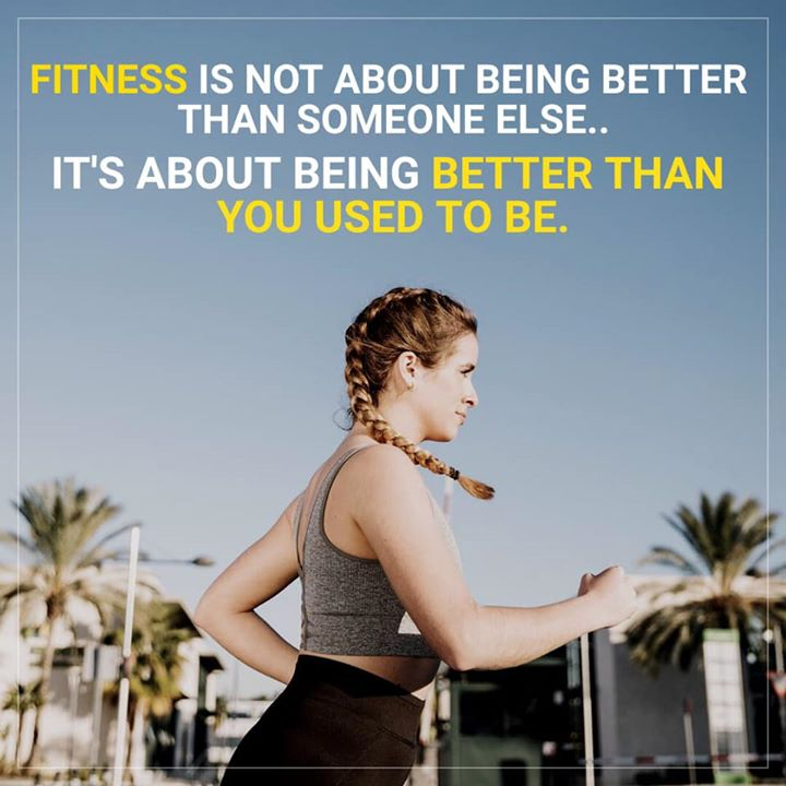 Fitness is all about achieving what your body wants and about loving yourself  #fitness #betteryou #healthyyou #health