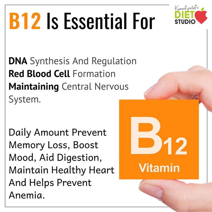 Komal Patel,  b12, function, body, healthybody