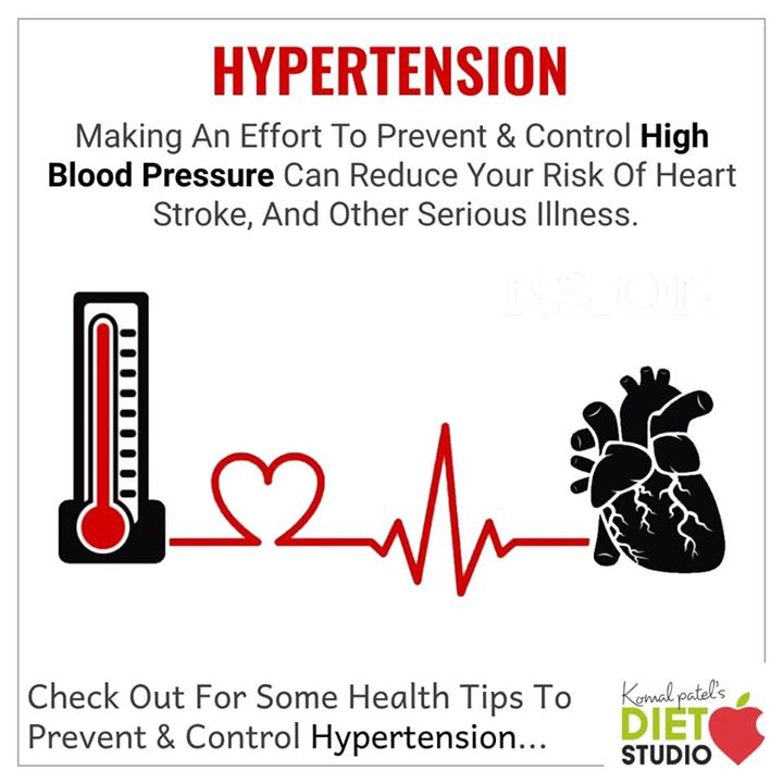Komal Patel,  hypertension, lifestyle, disease, tips