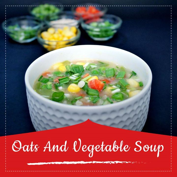 #vegetableoatssoup #soup #oats #healthysoup #souprecipe  Vegetable and oats soup is a simple and comforting soup recipe that is packed with plenty of fibre and nutrition. vegetable and oats soup is a fibre-rich soup that is very filling while also aiding in weight loss. Check out for the recipe in the link below.   https://youtu.be/Jybzt7P7r9c