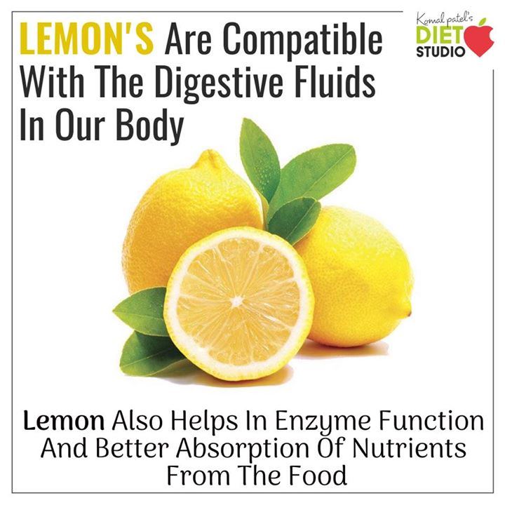 Lemons contain a high amount of vitamin C, soluble fiber, and plant compounds that give them a number of health benefits.  #lemon #digestion #fluids #enzyme