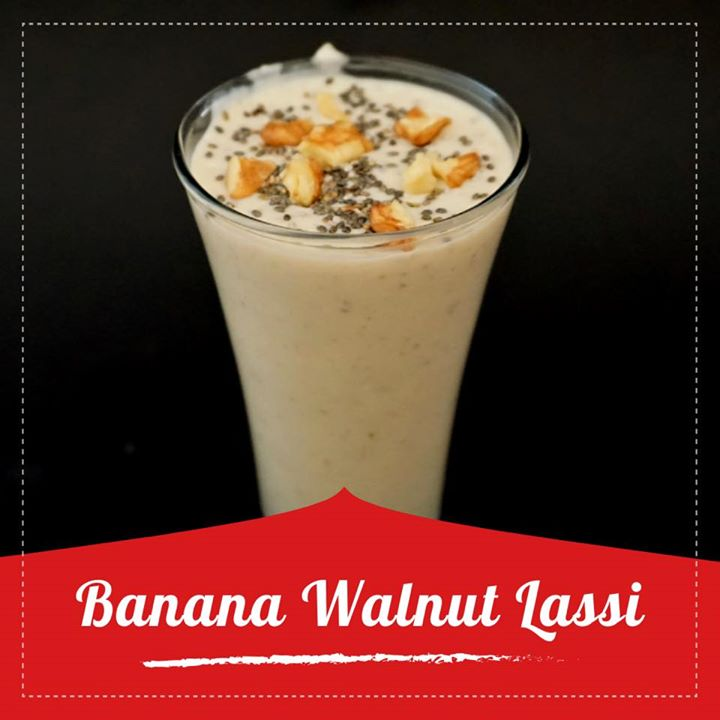 Charge up with this healthy drink.  A Lassi made with the goodness of, bananas, yogurt,  nuts, and honey. Walnut is full of essential nutrients that the body requires, and Yogurt gives infuses diet with, zinc, calcium, protein, and phosphorus. Bananas are an excellent source of potassium, folate, vitamins B6 and C. Hence, lassi is a refreshing drink filled with goodness for this fast. Check out for the recipe  https://youtu.be/k-W4Oq_kbgc #lassi #banana #bananawalnutlassi #healthyrecipe #fastrecipe #upvasrecipe #shivratri