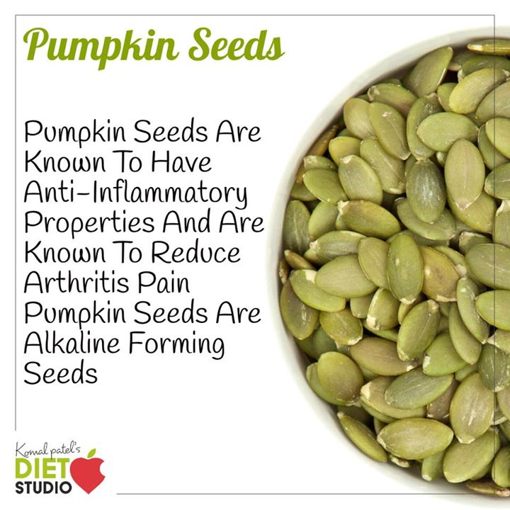 Pumpkin seeds are full of antioxidants that may help protect against disease and reduce inflammation. #pumpkinseed #seeds #antioxidant #antiinflammatory
