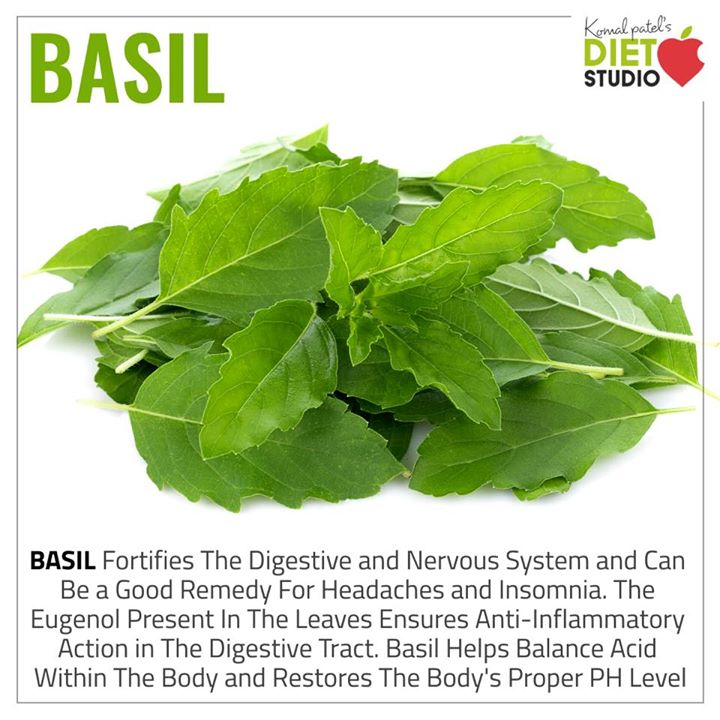 Basil leaves or tulsi for your health  Helps balance body ph  #basil #tulsi #body #healthybody