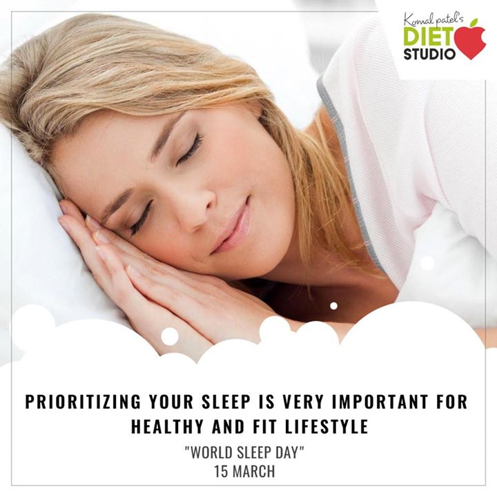 On this sleep day prioritise your sleep for healthy and fit lifestyle. #sleep #lifestyle #healthylifestyle #fit