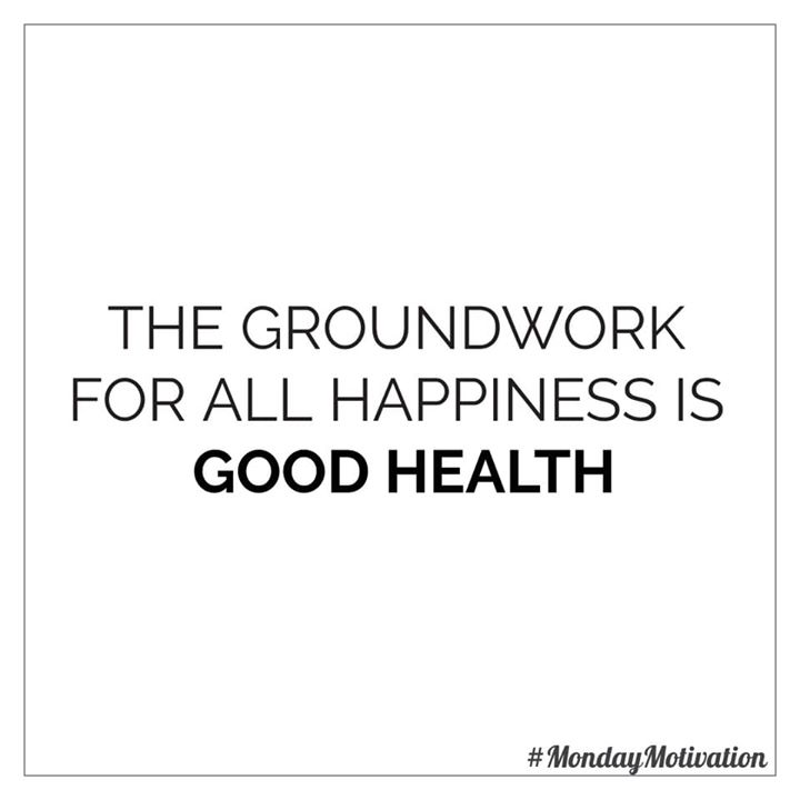#mondaymotivation #goodhealth #healthybody #healthylifestyle #health #fitness