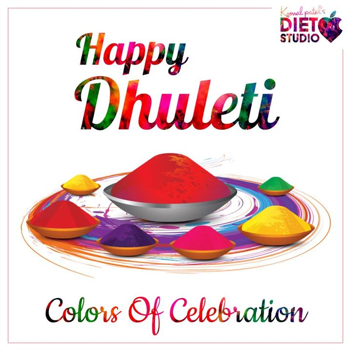 Happy holi Wish you all happy and colourful dhuleti  #dhuleti #holi #colours #festival #celebration
