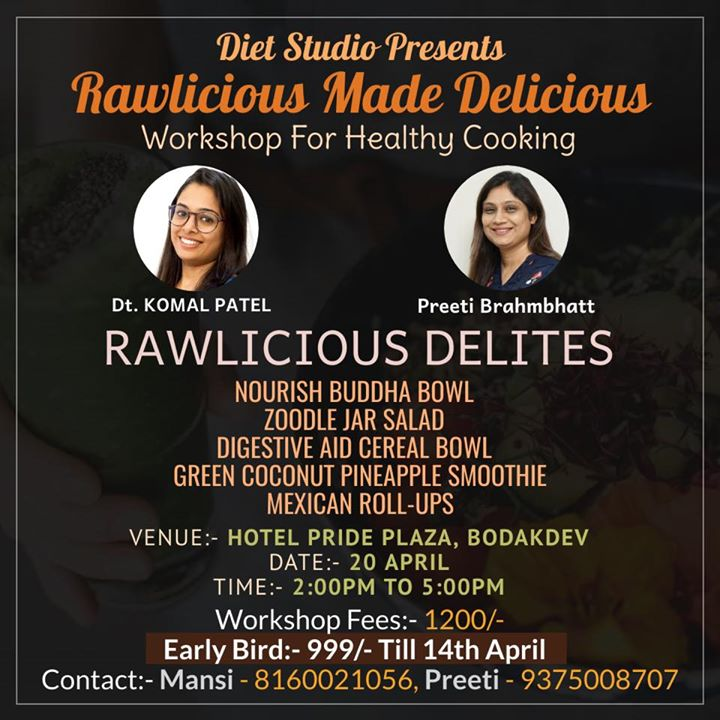 Komal Patel,  workshop, healthycooking, healthyrecipes, health, cookingclasses, komalpatel, dietrecipes, weightlossrecipes, diet, balanceddiet