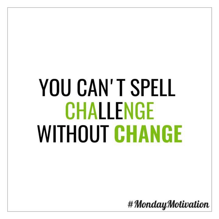 #mondaymotivation  #change #challenge #fitness #healthylifestyle