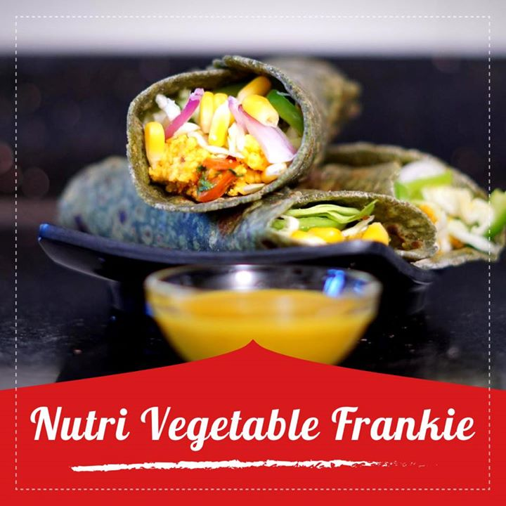 Frankie is a popular Indian version of the wraps and rolls filled with different vegetables, and fillers. Nutri Vegetable frankie is filled with vegetables for its fiber and micronutrients, Paneer for its protein and the atta used is multigrain atta which is gluten free and made with different grains to improve the nutrient of a dish.  Check out for this quick and healthy recipe at the link below.  https://youtu.be/8urbIP12c8U #frankie #vegetablefrankie #wrap #roll #paneerfrankie #recipe #youtuberecipe #healthyrecipes