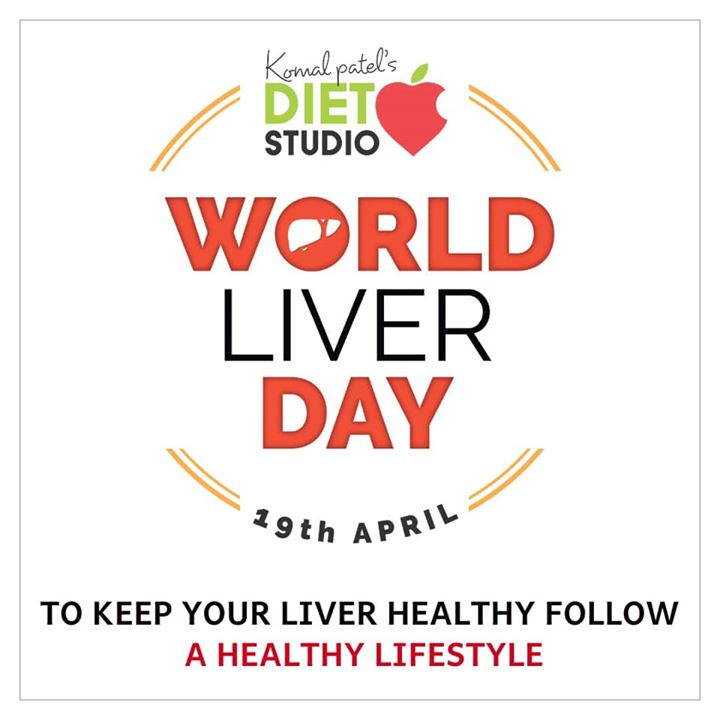 World liver day is observed on every 19 April, to spread awareness about liver related disease. The liver is the second largest and the most complex organ in the body, with the exception of the brain. It is a key player in your body's digestive system. Everything you eat or drink, including medicine, passes through liver. It is an organ which can be easily damaged if you don't take good care of it.  Liver works hard, performing hundreds of functions, including: Fighting infections and illness Regulating blood sugar Removing toxic substances from the body Controlling cholesterol levels Helping blood to clot (thicken) Releasing bile (A liquid that breaks down fats and aids in digestion)  So healthy lifestyle is all you need to take care of healthy liver. #liverday #worldliverday #liver #organ #komalpatel