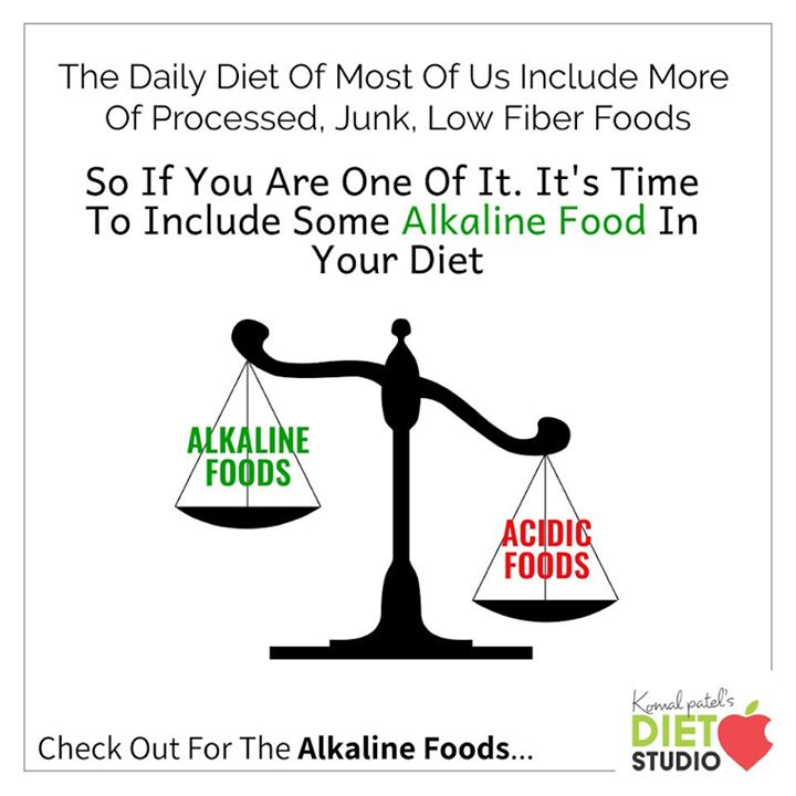 Our modern lifestyles expose us to increased acidity and toxicity. Processed foods, pollution, and contaminants are the culprits. Try out these alkaline food in your diet to balance the PH of the body  #alkaline #alkalinefood #alkalinity #ph #phbalance