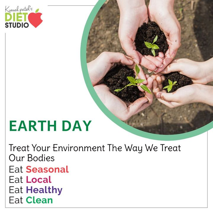 #earthday #worldearthday  Take care of the place we live in -  our body and our earth.