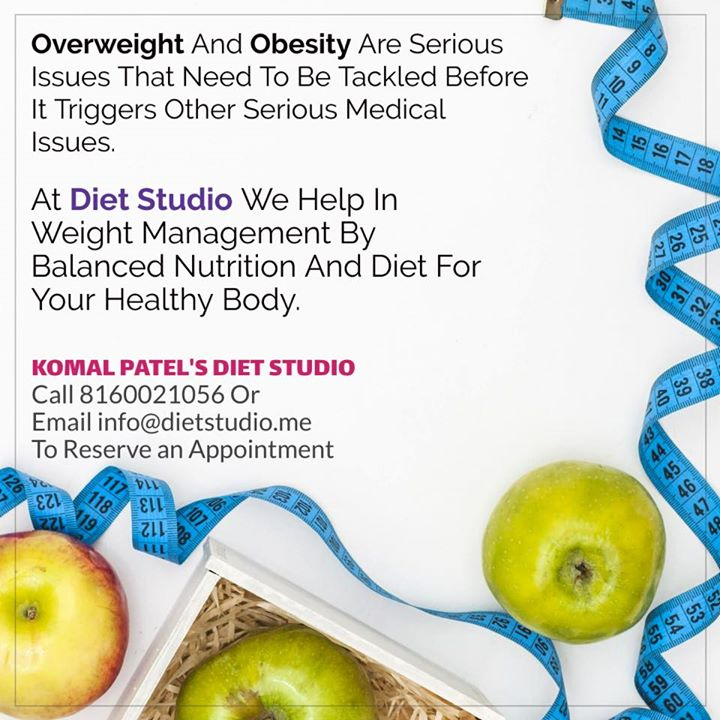 Even as India battles malnutrition, the country has developed another nutritional problem—obesity. In past 10 years, the number of obese people has doubled in the country. Contact diet studio for customised and research based diet plans  #overweight #obesity #diet #dietplan #komalpatel #dietitian #dietclinic