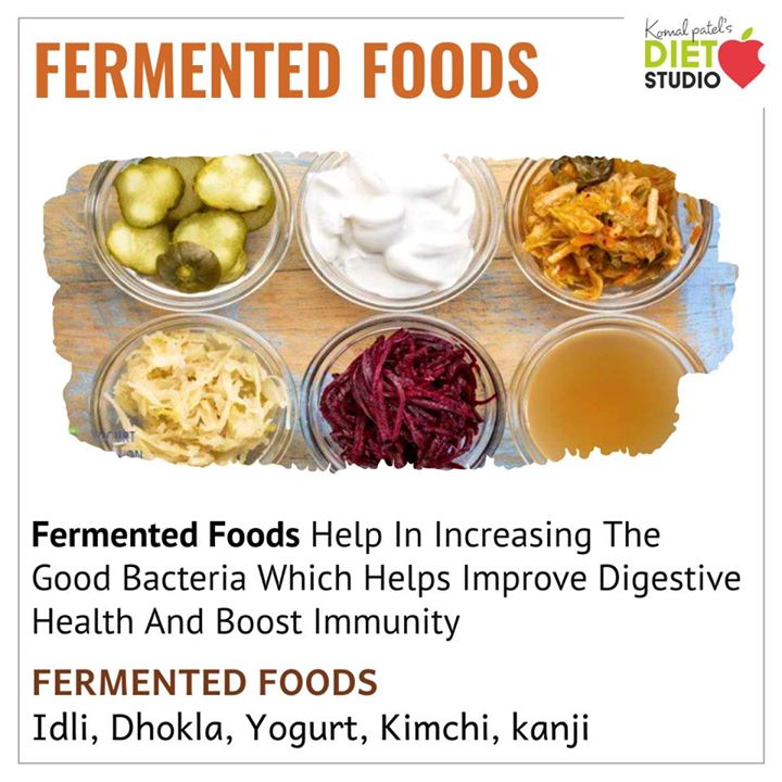 Fermented foods are rich in probiotic bacteria so by consuming fermented foods you are adding beneficial bacteria and enzymes to your overall intestinal flora, increasing the health of your gut microbiome and digestive system and enhancing the immune system. #fermented #fermentedfood #gutflora #probiotic