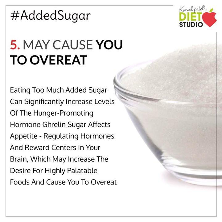 Komal Patel,  sugar, addedsugar, emptycalories, weightgain, obesity, metabolicsyndrome, diabetes