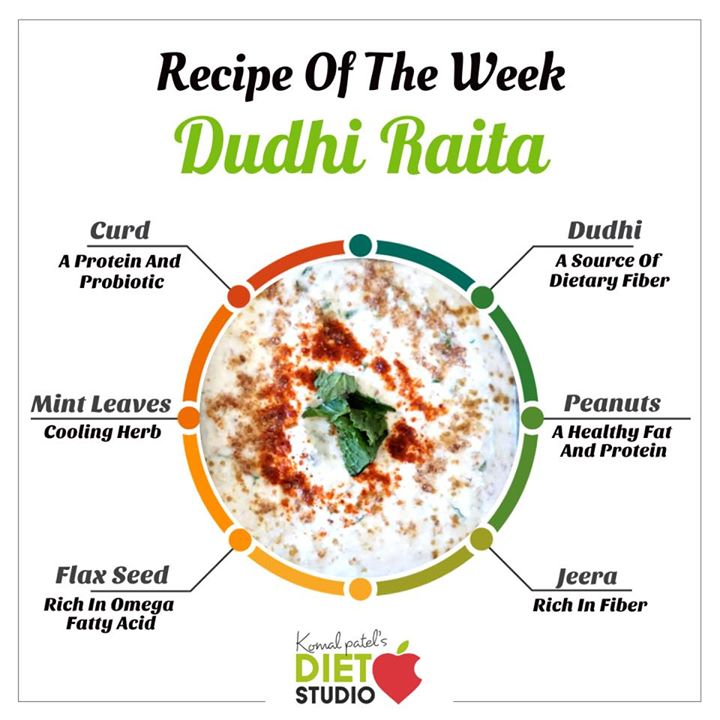 Recipe of the week  Lauki Raita is a refreshing curd preparation that is widely enjoyed during the summer months. A cooling protein rich summer side dish which can be enjoyed with parathas or pulao or even as a meal itself.   #dudhiraita #laukiraita #indianraita #curdrecipes #summerrecipes #coolant