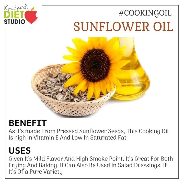 Your guide to the different types of oils, their health benefits, and what they are best used for. Check out to learn more  #oil #cookingoil #indianoil #oils #benefit