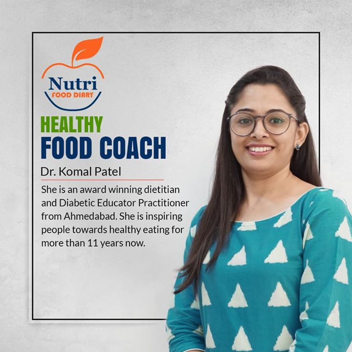 I am coming to Baroda on 19th June. Grab an opportunity to meet me and learn to add more nutrients to your daily meals.