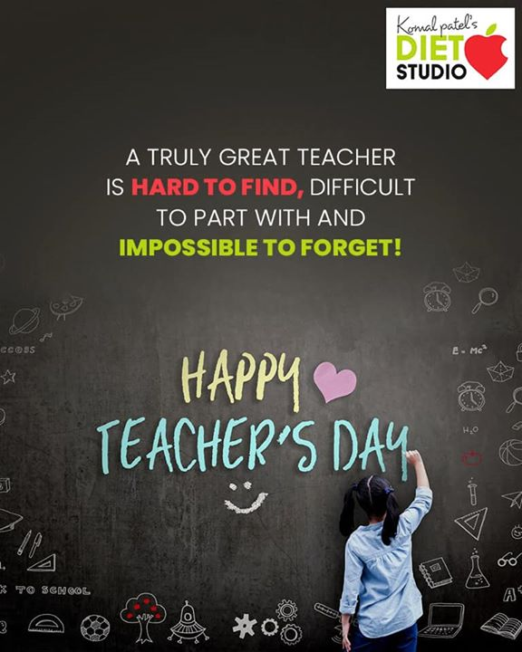 Happy teachers day  Being one is the highest privilege  Having one is the best blessing   Let's build a healthy nation by teaching and learning a healthy lifestyle   #teachersday #blessing #dietstudio