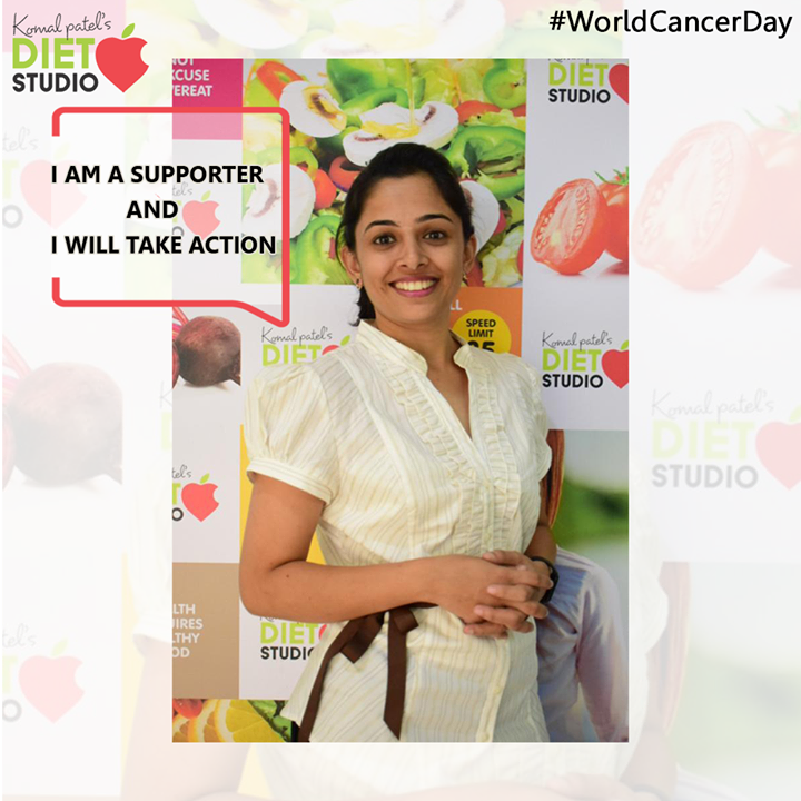 When Cancer hits it affects the whole family. Let's fight cancer together.   #WorldCancerDay #cancerday #Cancer #WorldCancerDay2020 #cancerawareness #nevergiveup #IAmAndIWill #komalpatel #diet #goodfood #eathealthy #goodhealth