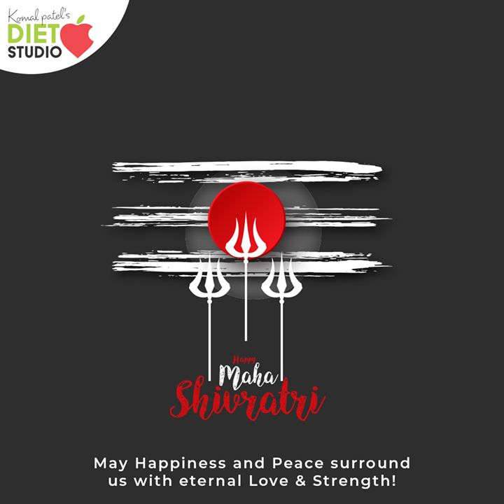 May Happiness and Peace surround us with eternal Love & Strength!  #Shivratri #Shivratri2020 #LordShiva #Shiva #MahaShivratri2020 #HarHarMahadev #महाशिवरात्रि #komalpatel #diet #goodfood #eathealthy #goodhealth