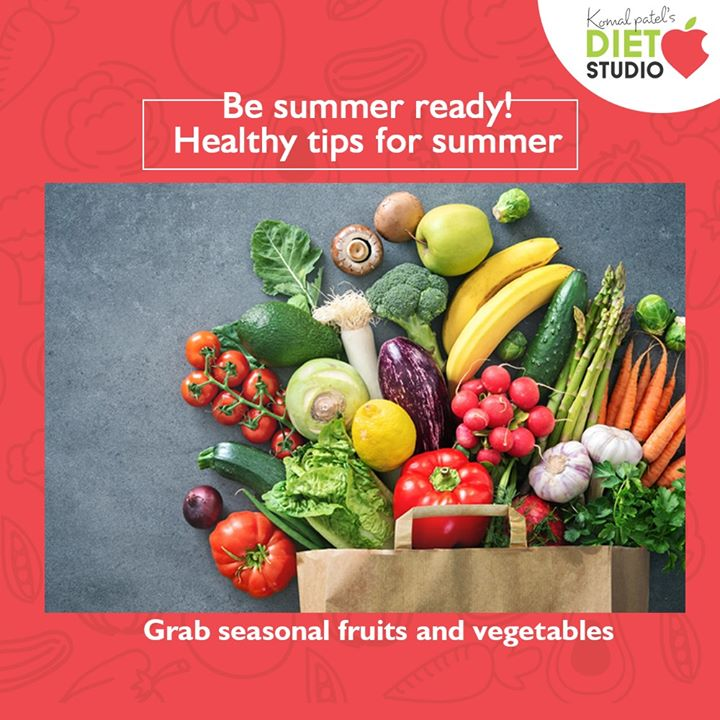 Be summer ready!  #komalpatel #diet #goodfood #eathealthy #goodhealth