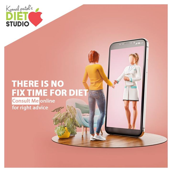 We need not wait for any day, month, or special occasion to start with healthy regimes. Invest in yourself for better life and wellness.  Consult us online  Mail dt.komalpatel@gmail.com Or  Contact us on 8160021056  #komalpatel #onlineconsultation #dietitian #ahmedabad #dietclinic #dietplan #weightloss #pcos #diabetes #immunitydietplan
