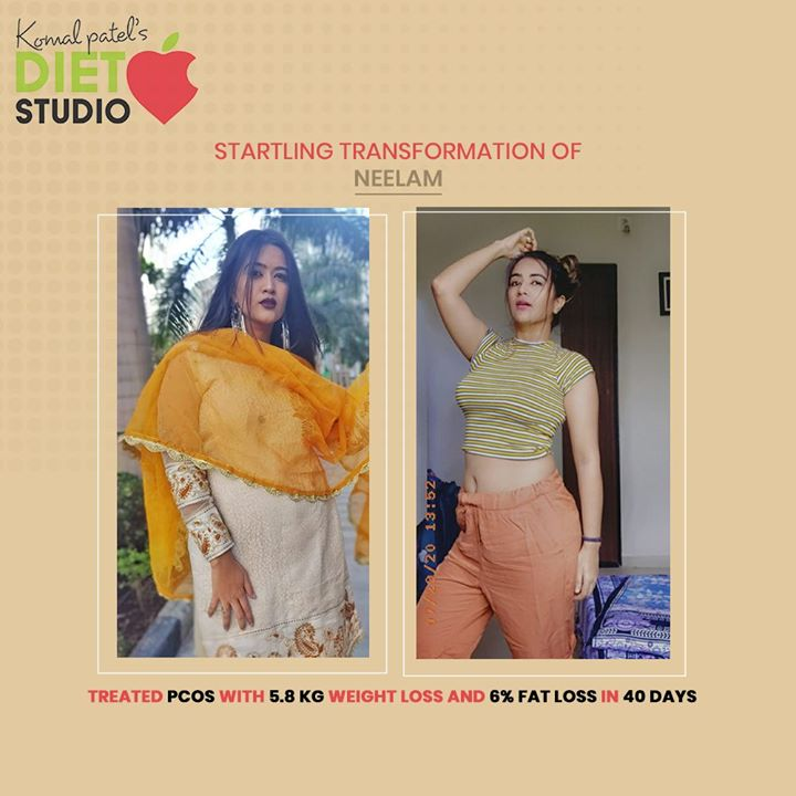 This is the result!  Neelam has successfully climbed the ladder of transformation.   If you too wish to meet the transformed & healthiest version of you, then connect us now!  #komalpatel #diet #goodfood #eathealthy #goodhealth