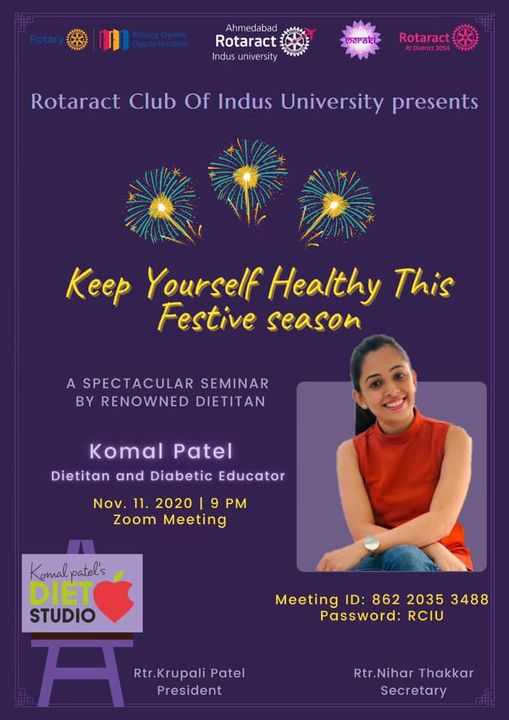Komal Patel,  dietplan, diet, weightloss, dietstudio, gift, health, package