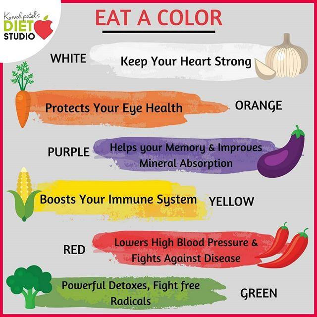 Eat a Color