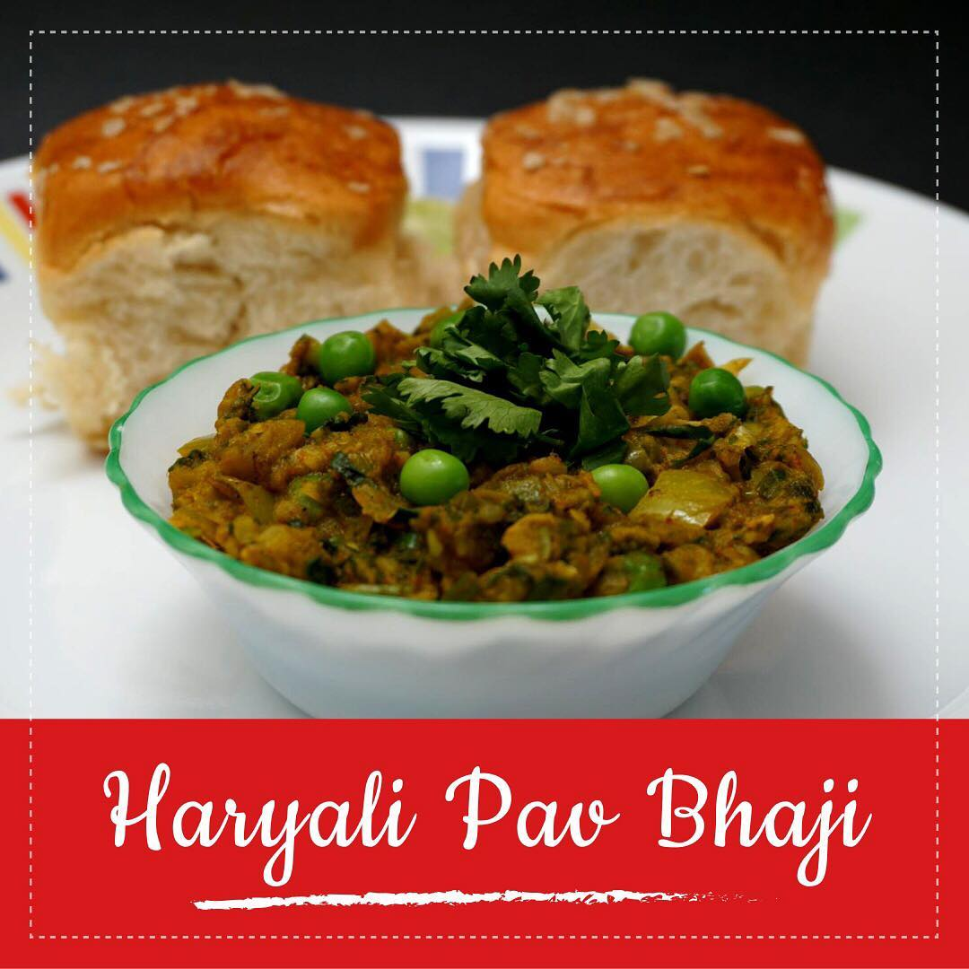 Hariyali Pav Bhaji is a variation of the traditional pav bhaji made using green veggies like spinach, green tomatoes, green onions, peas and green garlic. It is easy to make and very nutritious. The green vegetables used in this recipe are generally available in winters and thus this is a perfect winter special recipe. Serve hariyali pav bhaji hot with pav or bread and enjoy with your family. Check out for the recipe in the link below  https://youtu.be/_YV0rYoQb8s #hariyalipavbhaji #seasonalvegetable #vegetables #pavbhaji #youtube #healthyrecipes #winterrecipes