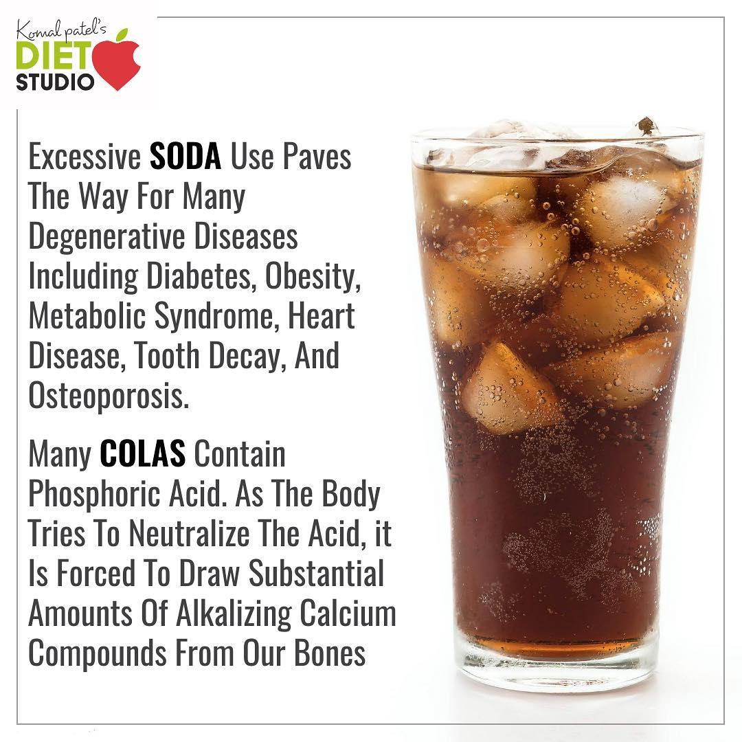 Drinking high amounts of sugar-sweetened beverages such as soda can have various adverse impacts on your health. #soda #health #healthimpact #metabolicsyndrome #obesity