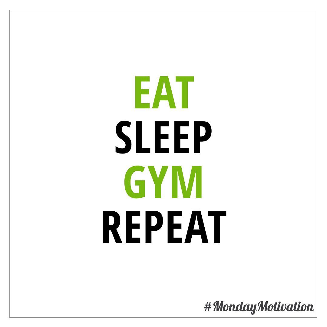 #eat #sleep #gym #repeat  Try and follow healthy lifestyle for a healthy body. #healthylifestyle #health #fitness #fit