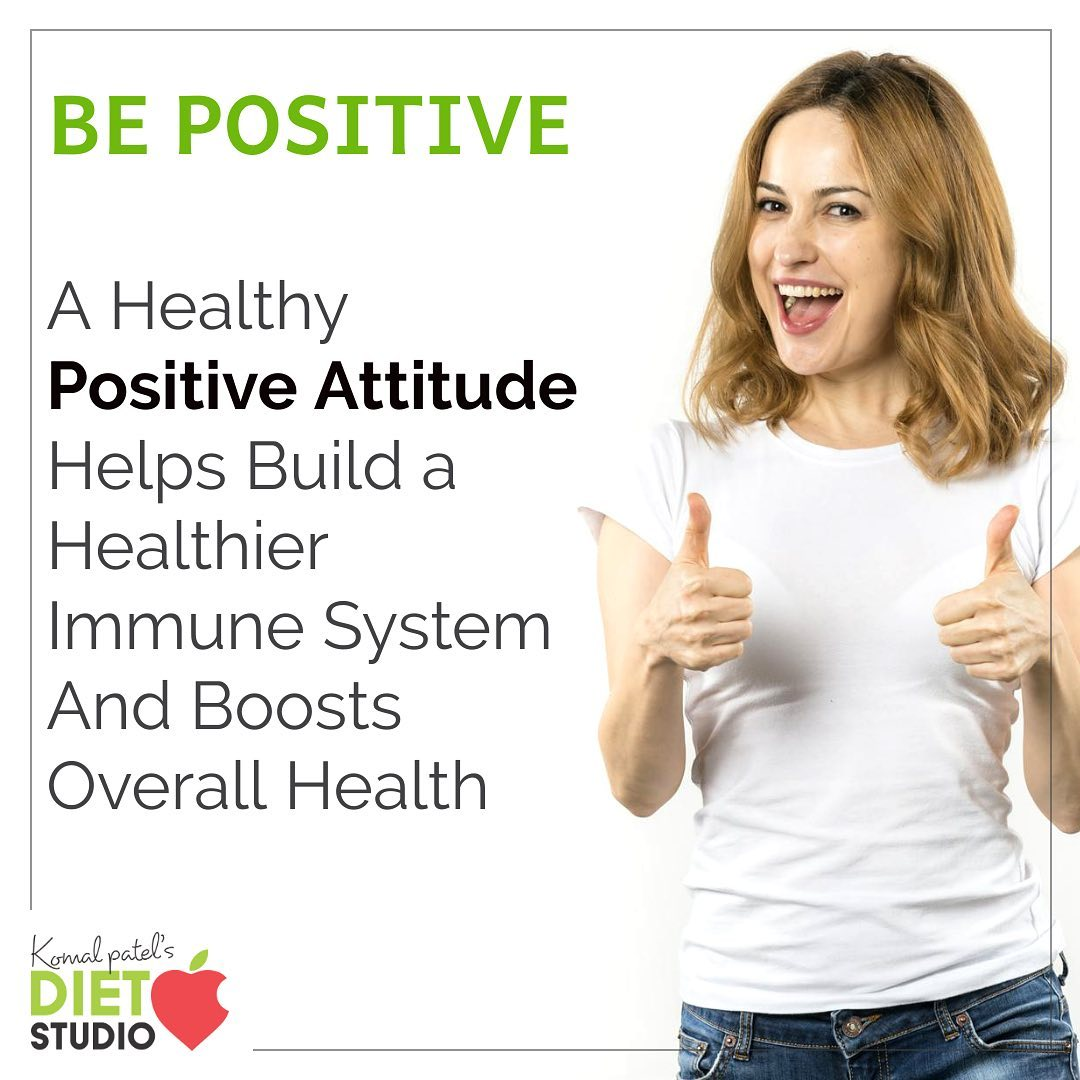 Be positive  positive emotions can boost the immune system and counter depression. Studies have shown an indisputable link between having a positive outlook and health benefits like lower blood pressure, less heart disease, better weight control and healthier blood sugar levels. #positive #attitude #bepositive #immune
