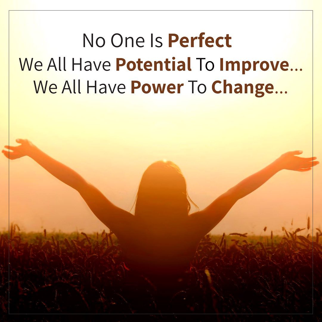 Change for a healthy you  #change #perfection #power #healthy #healthyyou