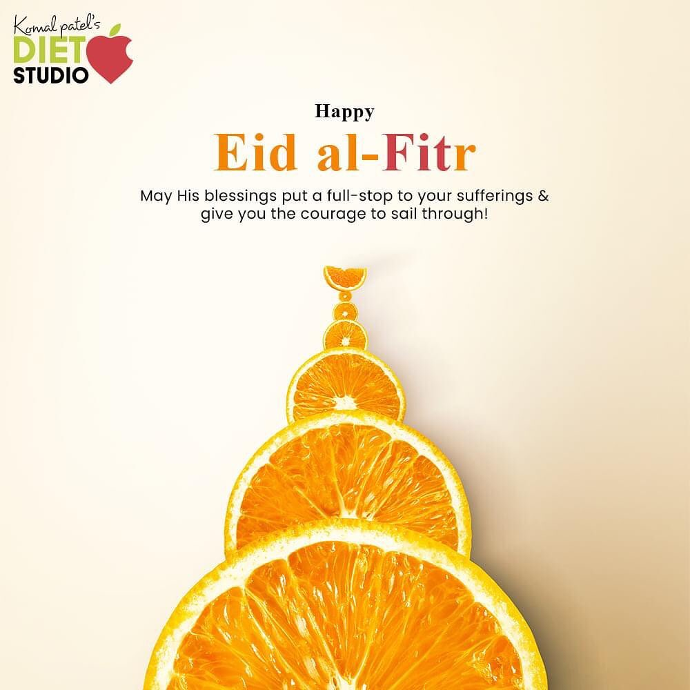 May his blessings put a full stop to your sufferings & give you the courage to sail through!  #EidMubarak #EidAlFitr #EidMubarak2021  #KomalPatel #GoodFood #EatHealthy #GoodHealth #DietPlan #DietConsultation #21DayChallenge #Health #Dieting #Diet #WeightLoss #Fitness #DietFood #DietTips #ExplorePage