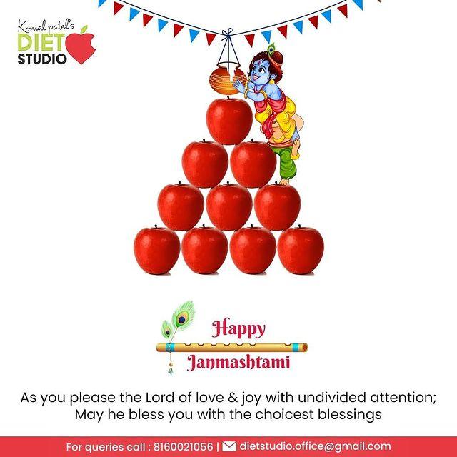 Komal Patel,  HappyJanmashtami2021, JanmashtamiCelebrations, DahiHandi, HappyJanmashatami, Janmashtami2021, LordKrishna, Krishna, ShriKrishna, KrishnaJanmashtami, KomalPatel, GoodHealth, DietPlan, DietConsultation